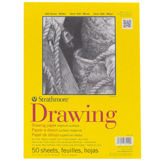 "Strathmore Drawing Paper - 9"" x 12"""