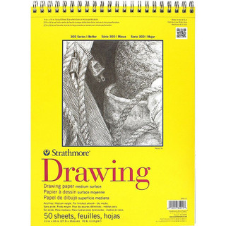 Drawing Paper 50 sheets 11 x 14 in