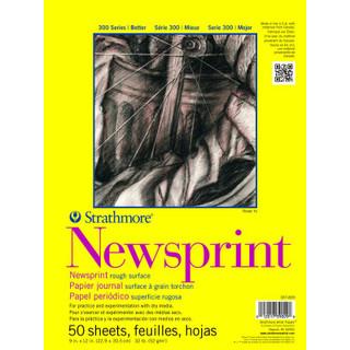 Newsprint Pad 9 x 12 inches
