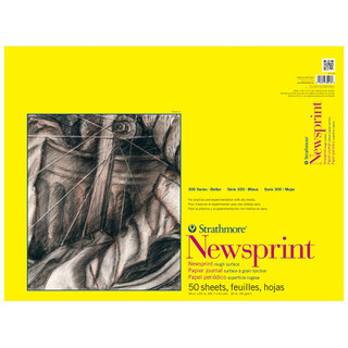 Newsprint Pad 12 x 18 inches