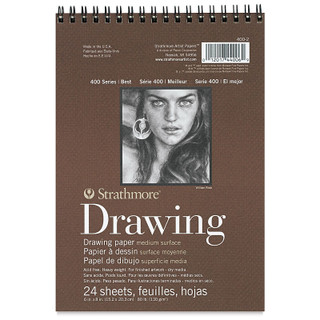 Drawing Paper 24 sheets 6 x 8 in