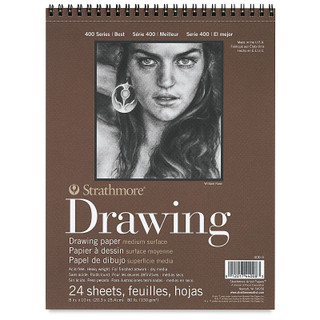 Drawing paper 24 sheets 8 x 10 inch