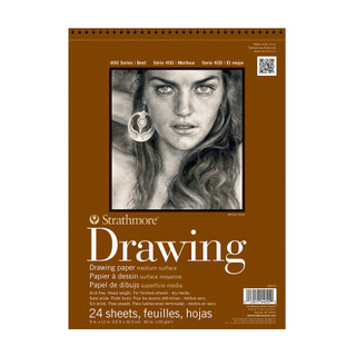 Drawing Paper 24 sheets 9 x 12 inch