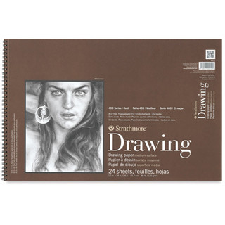 Drawing Paper 24 sheets 12 x 18 in