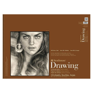 Drawing paper 24 sheets 18 x 24 in