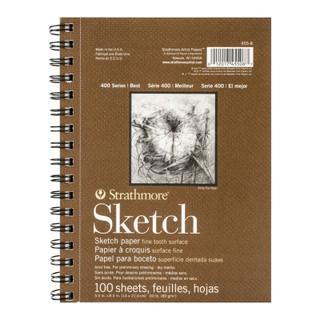 "Strathmore Sketch Paper - 5.5"" x 8.5"""