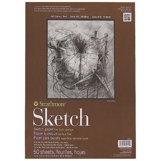 "Strathmore Sketch Paper - 11"" x 14"""