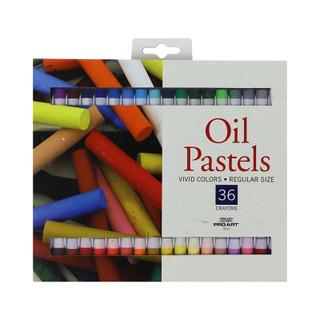 Pro Art Oil Pastels - 36 Colors