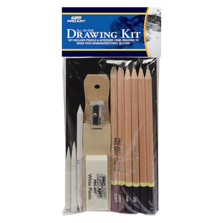 Pro Art All-In-One Drawing Kit