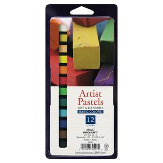 12 Pro Art Artist Pastels