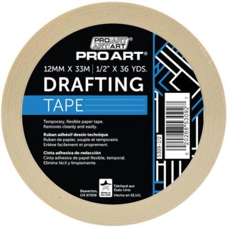 Pro Art Drafting Tape 1/2in. x 36yd
