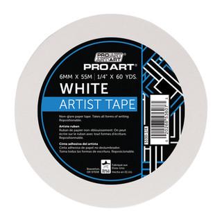 Pro Art White Artist Tape