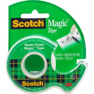 Matte Finish Magic Tape