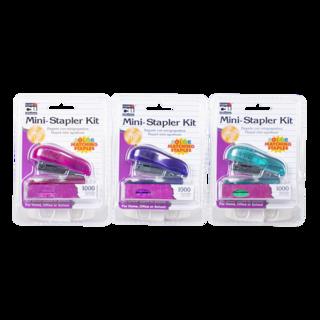 Cli Colorful Mini Stapler Kit