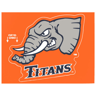 Tuffy Titans Decal