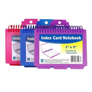 Index Card Notebook