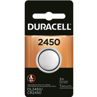 Duracell 2450 Lithium Battery