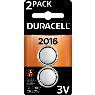 Duracell 2016 Lithium Coin Battery