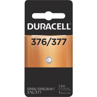 Duracell 377 Silver Oxide Button Battery