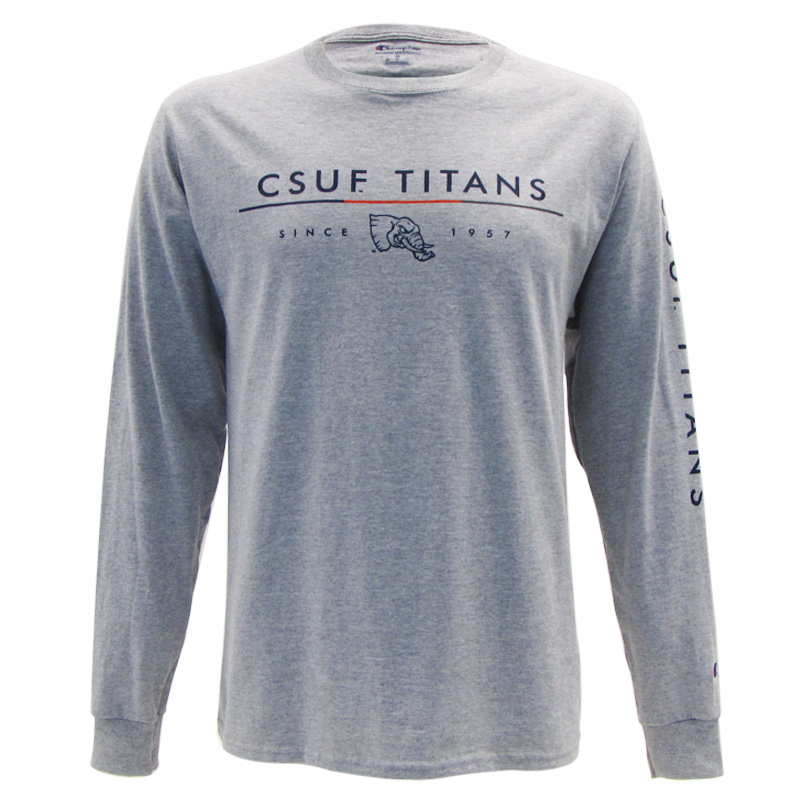 Tuff Fighting Spirit Long Sleeve - Oxford - XL
