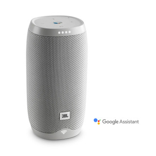 JBL Link 10 Wireless Speaker - White - 1