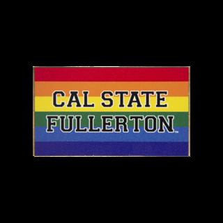 Cal State Fullerton Pride Magnet