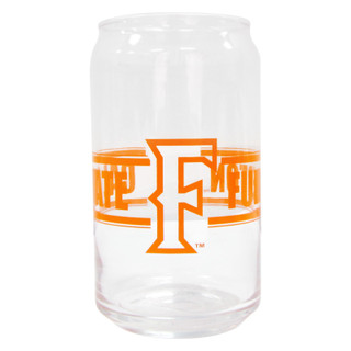 CSUF Glass Can - 15 oz