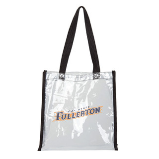 Game Day Tote - Clear