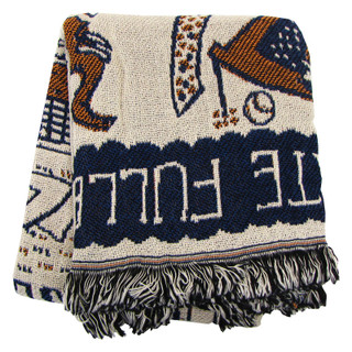 USA Made Tapestry Julia Gash Blanket