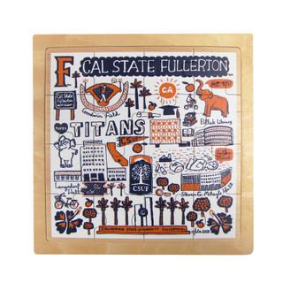 Julia Gash Wooden Jigsaw Puzzle