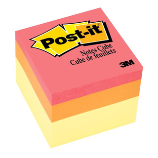 Post-it Notes Cube - 400 tabs