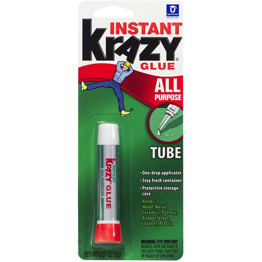 Krazy Glue Tube .07 oz.