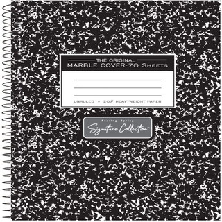 Composition Book 9.75 x 7.5