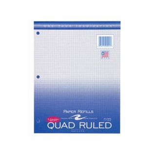 Quad Ruled Graph Paper 5X5