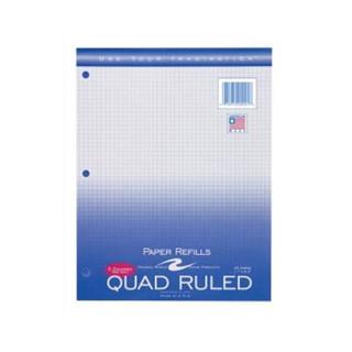 Quad Ruled Graph Paper 5X5