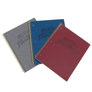 CSUF Impressions Notebook - 1 Subject