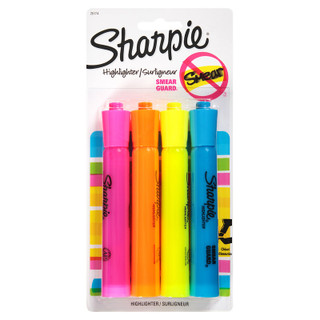 Sharpie Highlighter - 4 Pack