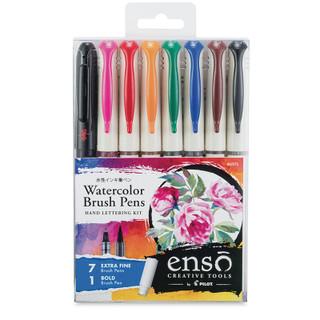 Enso Watercolor Brush Pens