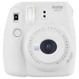 Fujifilm Instax Mini 9 Camera - Smokey White