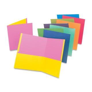 Oxford Twisted Twin 2-Pocket Folder