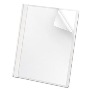 Esselte Deluxe Report Cover - White
