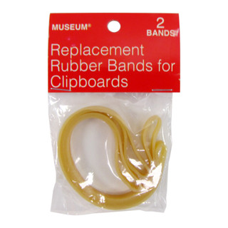 Replacement Rubber Bands for Clipboards