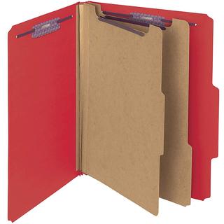 Smead Pressboard File Folder - 2 Di