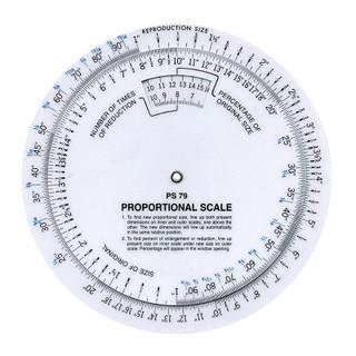 """Westcott 6"""" Proportional Scale"""