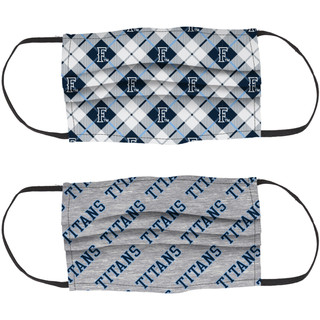 Legacy Three Layer Face Mask In Plaid