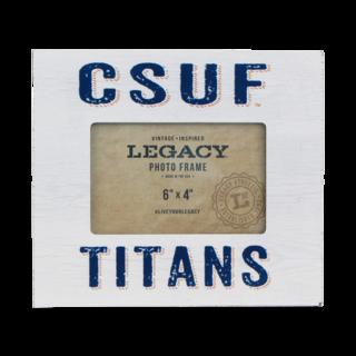 CSUF Titans Picture Frame