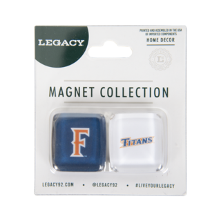 Legacy Square Magnet Collection