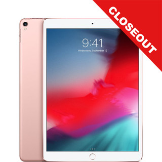10.5-inch iPad Pro Wi-Fi/512GB/Rose Gold - Closeout