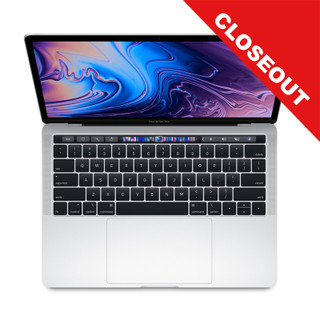 13-inch MacBook Pro w Touch Bar 256GB/Silver - (2017) Closeout