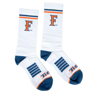 Titans White Socks